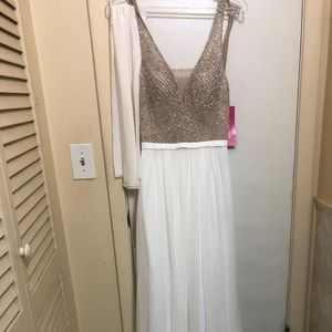 Wedding / Prom white Dress